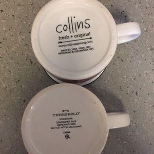 Threshold Kitchen - Two coffee mugs